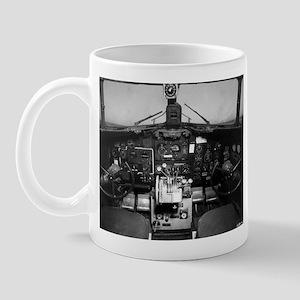 C-47 Cockpit Mug