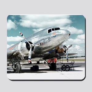 United DC-3 Mousepad