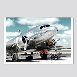 United DC-3 Postcards (Package of 8)
