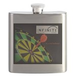Infinite Funds Bullseye Flask
