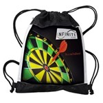 Infinite Funds Bullseye Drawstring Bag