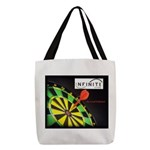 Infinite Funds Bullseye Polyester Tote Bag
