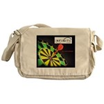 Infinite Funds Bullseye Messenger Bag