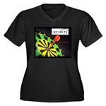 Infinite Funds Bullseye Plus Size T-Shirt