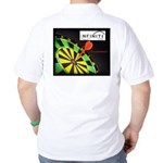 Infinite Funds Bullseye Golf Shirt