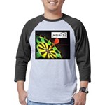 Infinite Funds Bullseye Mens Baseball Tee