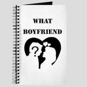 What Boyfriend Journal