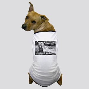 A Bad Day at The C-47 Office Dog T-Shirt