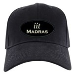 IIT Madras Black Cap