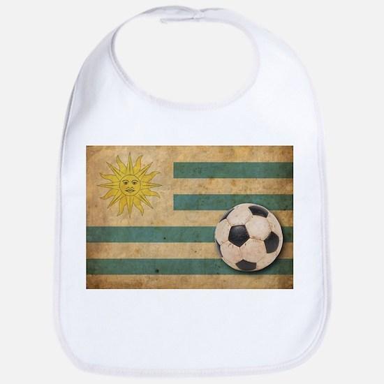 Vintage Uruguay Football Bib