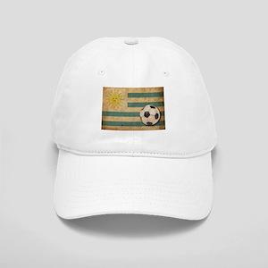 Vintage Uruguay Football Cap