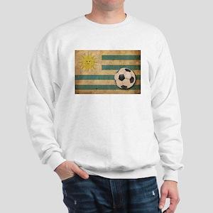 Vintage Uruguay Football Sweatshirt