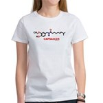 Molecularshirts.com Capsaicin Women's T-Shirt