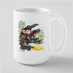 Cain Large Mug