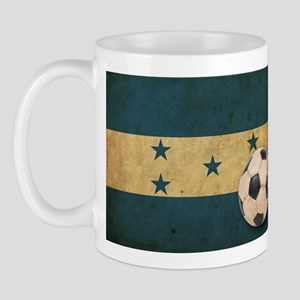Vintage Honduras Football Mug