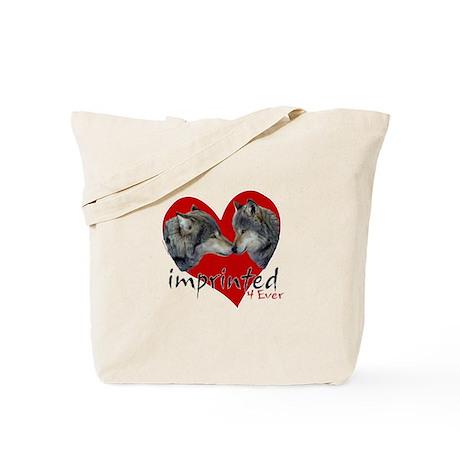 Imprinted 4 Ever Wolves Tote Bag