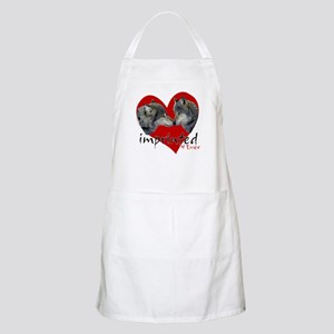 Imprinted 4 Ever Wolves Apron