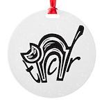 TCR logo symbol Ornament