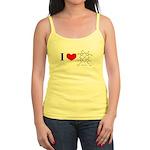 Molecularshirts.com Heme Jr. Spaghetti Tank