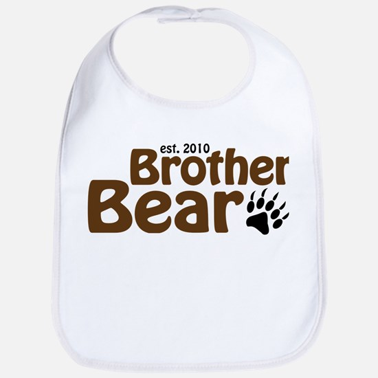 New Brother Bear 2010 Bib