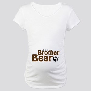 New Brother Bear 2010 Maternity T-Shirt