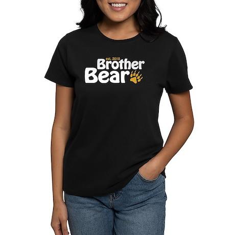 New Brother Bear 2010 Women's Dark T-Shirt