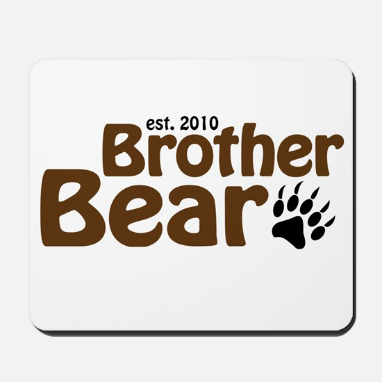 New Brother Bear 2010 Mousepad