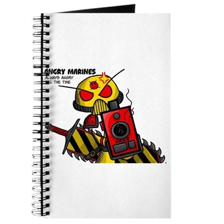Angry Marines Journal