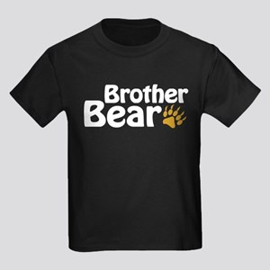Brother Bear Kids Dark T-Shirt