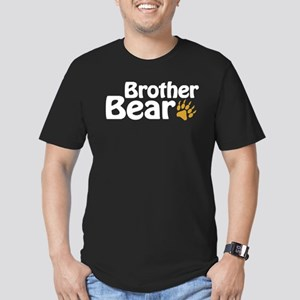 Brother Bear Men's Fitted T-Shirt (dark)