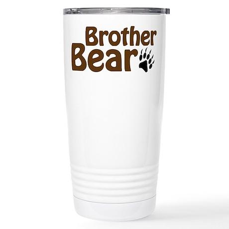 Brother Bear Stainless Steel Travel Mug