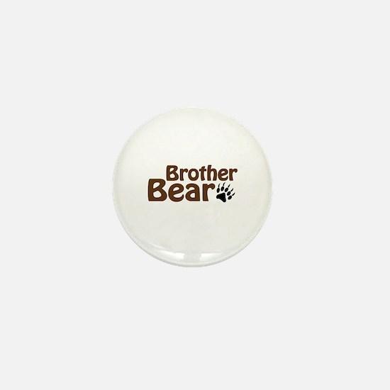 Brother Bear Mini Button