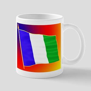 NPA Mug w/Flying Tri Flag