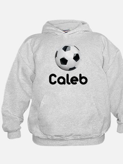 Soccer Caleb Hoodie