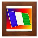 NPA Framed Tile