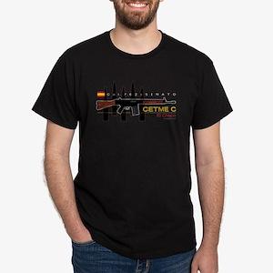 CETME Black T-Shirt