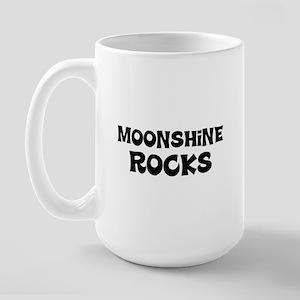 Moonshine Rocks Large Mug