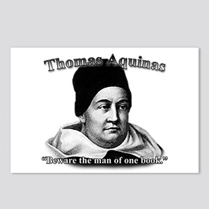 Thomas Aquinas 01 Postcards (Package of 8)