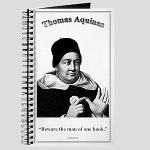 Thomas Aquinas 01 Journal