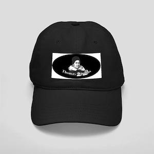 Thomas Aquinas 01 Black Cap
