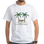 Happiness is a hammock T-Shirt