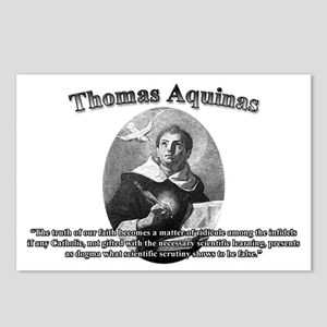 Thomas Aquinas 02 Postcards (Package of 8)