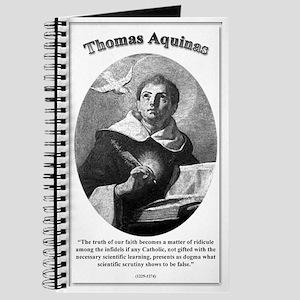 Thomas Aquinas 02 Journal