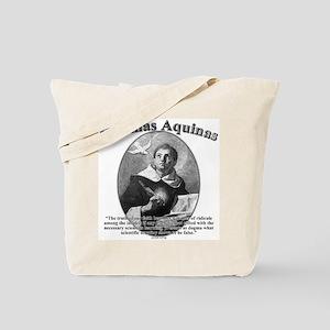 Thomas Aquinas 02 Tote Bag
