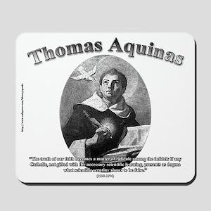 Thomas Aquinas 02 Mousepad
