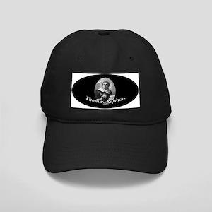 Thomas Aquinas 02 Black Cap