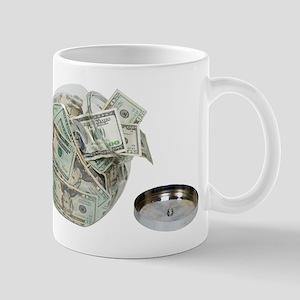 Cookie jar full of money Mug