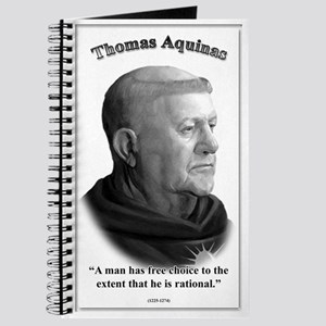 Thomas Aquinas 03 Journal