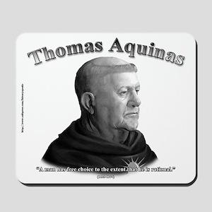 Thomas Aquinas 03 Mousepad