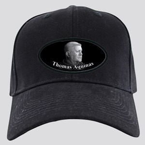 Thomas Aquinas 03 Black Cap